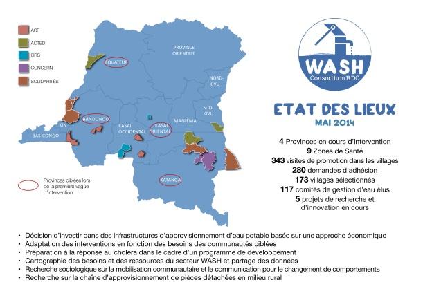 État des lieux mai 2014