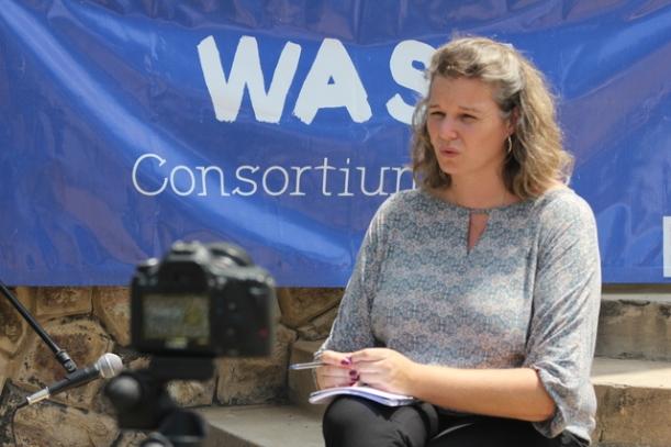 Interview de Lisa Rudge, Water, Sanitation and Hygiène Adviser à DFID.