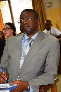 Jean-Claude Luyela, Secrétaire Exécutif de la CNAEA