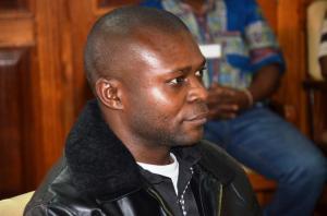 Mwenewkole Roussin, Animateur Communautaire de la Zone de Santé de Manono