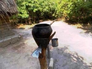 Modèles de dispositifs de lavage des mains, Province: Tanganyika